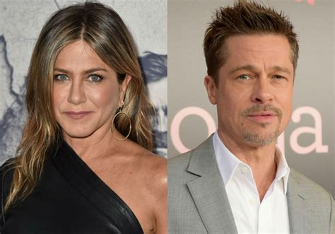 Brad proposed to jennifer in 1999 and they wed the following year. Brad Pitt And Jennifer Aniston Have Reportedly Met Up ...