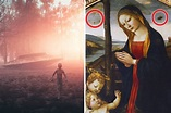 Alien news: Medieval painting 'features UFO and odd ...