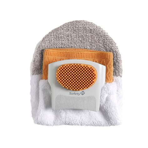 Safety 1st Cradle Cap Care Comb And Mitt