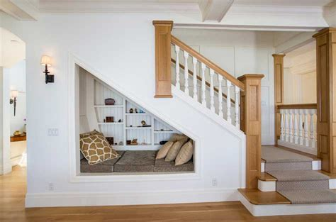 canapé relax 2 places ikea 8 clever ways to utilize that awkward space your stairs