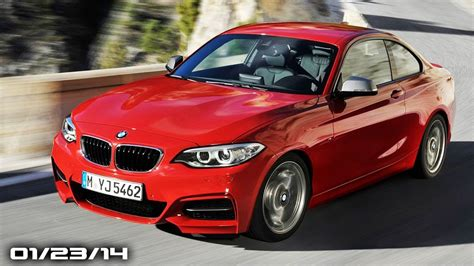 Bmw M2 (2015) Spied On Road