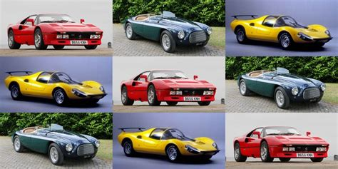 Sports car brands with images sports car names sports car. 13 Greatest Ferraris Ever Built - Best Ferrari Car Models of All Time