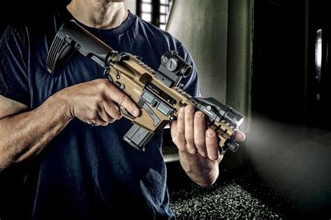 cmmg unveils ultra compact ar pistols  fn mm