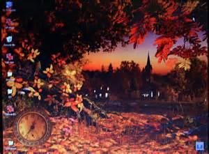 Free 3D Animated Fall Screensavers
