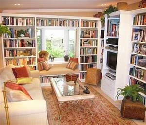 15 Home Library Design Examples | MostBeautifulThings
