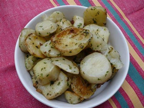 cuisine topinambour topinambours en persillade cuisine rebelle