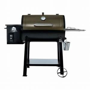 Pit Boss 440 Deluxe Pellet Grill Cabela's Canada