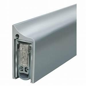 plinthe automatique pour porte en verre ou bois type kgs With bas de porte retractable