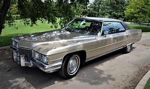 No Reserve  1972 Cadillac Sedan Deville For Sale On Bat