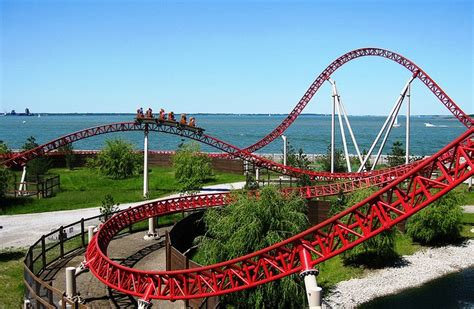 best rides in usa america s best theme parks huffpost