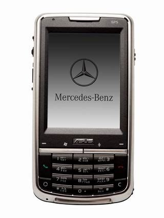 asus p mercedes benz limited edition windows mobile