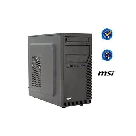 pc bureau ssd pc de bureau iggual psipch210 i5 6400 8 gb 275 ssd windows
