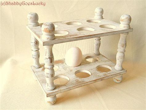 kitchen egg storage antique wooden 2 storey egg tray egg holder egg storage 1595