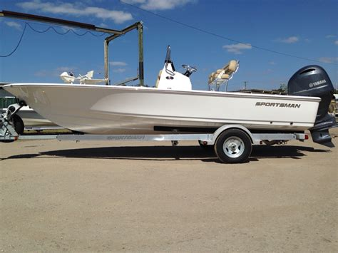 Sportsman Boats Tournament 214 by 2016 New Sportsman Boats 214 Tournament Bay Boat For Sale