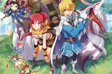 Peria Chronicles Free Mmorpg Review Peria Chronicles Anime Mmo Im Stil Pok 233 Mon Gameplay