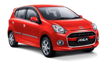 Review Daihatsu Ayla by Daihatsu Ayla Minor Change Autonetmagz Review Mobil