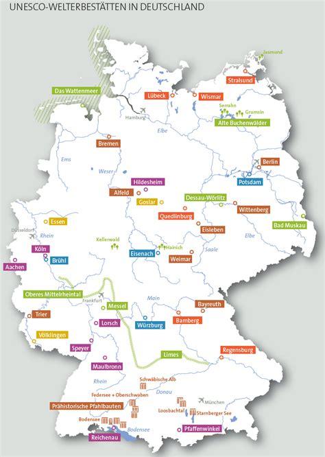 In Deutschland by Unesco Welterbest 228 Tten In Deutschland Regionale Reisetipps