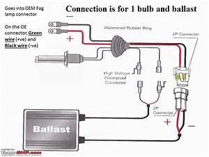 Diy Install  3 U0026quot  Xp Micro Bi-xenon Foglight Projectors On My Swift - Page 4