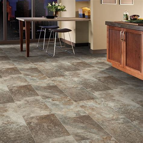 Duraceramic Flooring That Looks Like Wood by Colorado Lvs A Bold Slate Look In A Modernist Rectangular