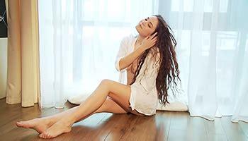 Marriage Material Teen Reveals Her Slim Figure Irina J