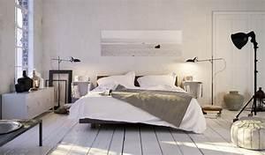 une chambre zen et accueillante homebyme With choix des couleurs pour une chambre