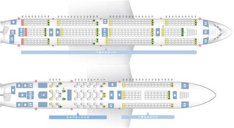 plan siege a380 emirates squeezes 615 seats onto a single plane