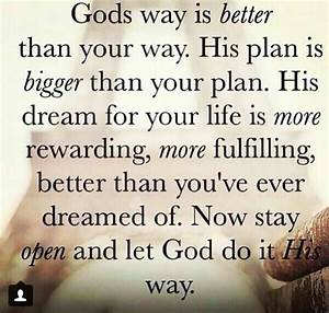 Best 25+ Gods plan quotes ideas on Pinterest | Gods plan ...