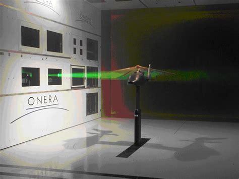 flow field survey  visualization onera