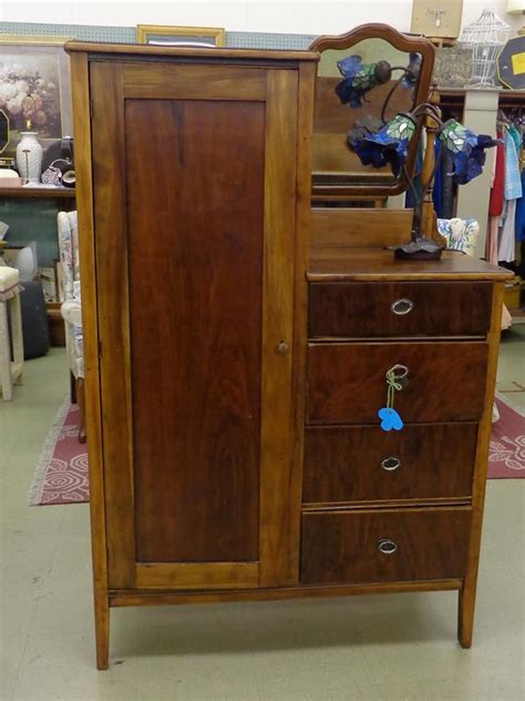 Antique Armoire With Drawers by Antique Wardrobe Big Shanty Antiques Quot Something For