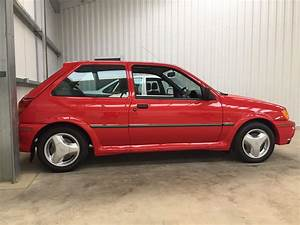 Ford Fiesta Rs Turbo : used 1990 ford fiesta rs turbo for sale in west midlands pistonheads ~ Medecine-chirurgie-esthetiques.com Avis de Voitures