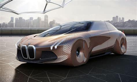 future bmw bmw showcases self driving concept car