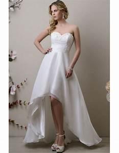 cheap high low sweetheart long wedding dresses 2016 sexy With high low wedding dresses cheap