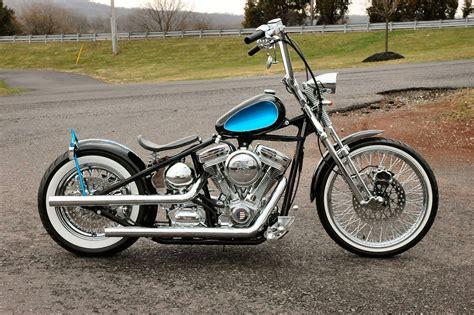 Rigid Bobber Chopper Rolling Chassis Frame Harley Kit