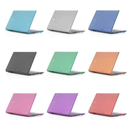 chromebook colors ipearl mcover shell for acer c720 chromebook