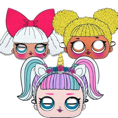lol surprise dolls party masks  styles celebrate