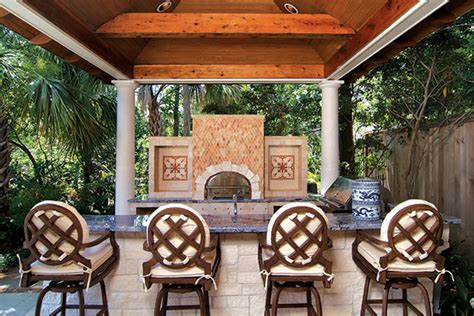 special section  outdoor room design ideas hearth home magazine
