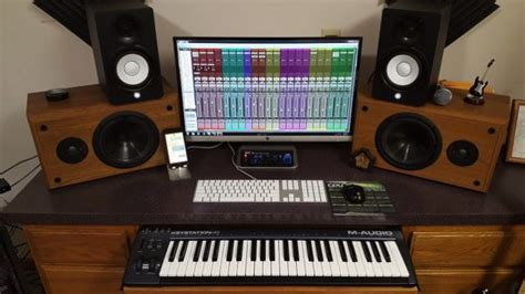 Home Recording Studio Courses by Build A Home Recording Studio For 300 Musicmonday