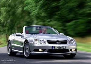 Mercedes 55 Amg : mercedes benz sl 55 amg r230 specs photos 2002 2003 2004 2005 2006 autoevolution ~ Medecine-chirurgie-esthetiques.com Avis de Voitures