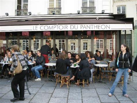 Le Comptoir Du Pantheon le comptoir du pantheon quartier