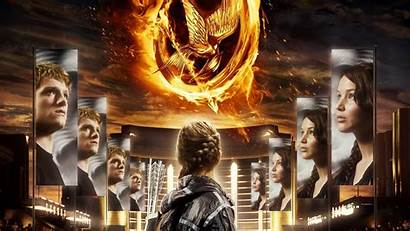 Hunger Games Lawrence Jennifer Movies Wallpapers Katniss