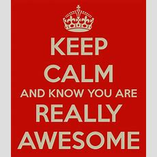All About What It Means To Be Awesome (fyi  You Are Awesome)  Dai Manuel Your Lifestyle Mentor