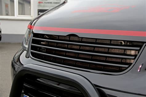 rfk tuning shows a team inspired volkswagen t5