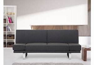 canape lit couchage quotidien acheter canapes lits With canapé lit pour couchage quotidien