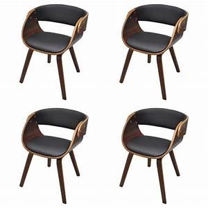 Amazon Stühle Günstig : der 4 x esszimmer stuhl st hle sessel esszimmerst hle holzrahmen braun online shop ~ Sanjose-hotels-ca.com Haus und Dekorationen