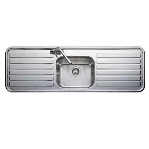 stainless steel kitchen sinks uk leisure luxe lx155 stainless steel sink kitchen sinks 8278