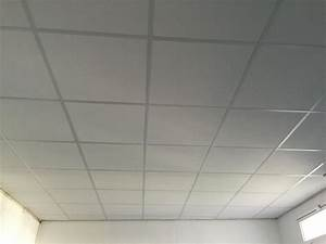 Installer Faux Plafond : le faux plafond en dalles le classique lyon rh ne cloisor ~ Melissatoandfro.com Idées de Décoration