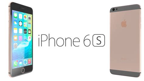 new iphone 6s apple iphone 6s what s new geekpeek net