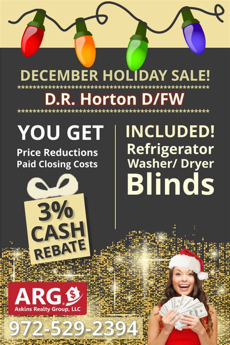 Dr Horton Sales Headquaters! Find Hot New Home Deals In Dfw