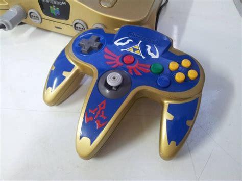 Incredible Zelda N64 Controller