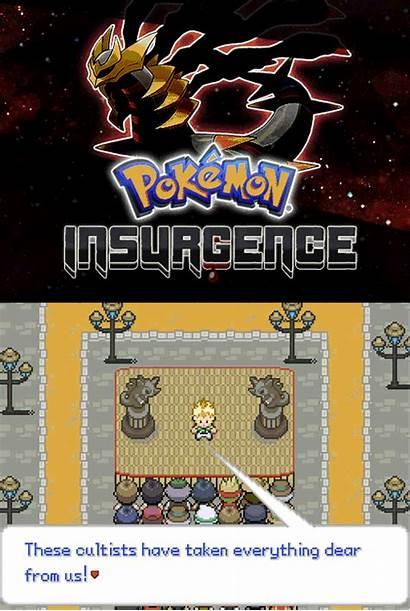 Pokemon Fan Games Insurgence Gba